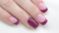 Tutorial de uñas de gel decoradas con pupurina extrafina ideal para nailart. También se pueden utilizar con acrílico y esmalte permanente. Para adquirir los ...