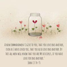 Feb 19 John 13:34-35