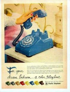 Color Telephone.