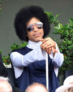 Every emotion Prince goes through at the French Open. Must read. It's hilarious
