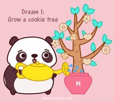 Grow a cookie tree