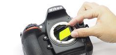 Un filtre à pollution lumineuse pour les reflex Canon et Nikon - Focus Numérique