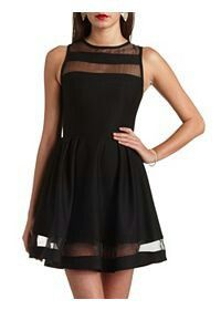 Another LBD from Charlotte Russe!