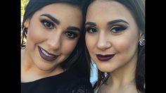 Maquillando a mi hermana/ Doing My Sister's Makeup |  Nicole Marie