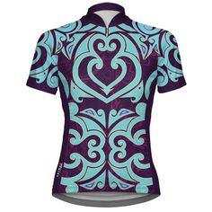 Maori Women's Cycling Jersey - I want this one too!