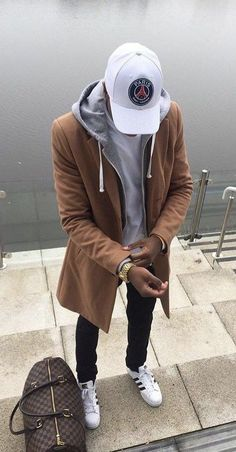 19 Savvy Hoodie Outfit for MEN: Honcho Lifestyle Source by shopthecovering Hoodie Outfit Casual, Casual Outfits, Formal Outfits, Fall Outfits, Fashion Outfits, Casual Clothes, Fashion Clothes, Stylish Men, Men Casual