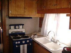 1953 vagabond model 31 kitchen 122 visits - Vagabond Kitchen