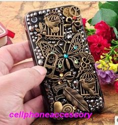 iphone 5s case Steampunk iphone 4s case by cellphoneaccessory