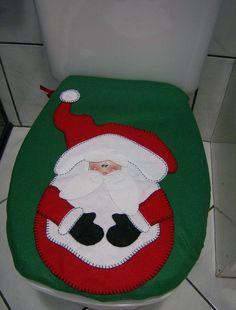 capa  de vaso sanitário-    banheiro