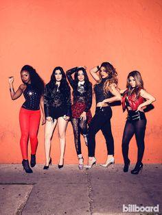 Fifth Harmony: The Billboard Photo Shoot