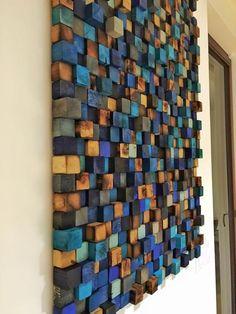 In progress - Album uživatelky lancome - Foto 13 - Modrástřecha. Wood Wall Art Decor, Wooden Wall Art, Diy Wall Art, Wooden Walls, Diy Wall Decor, Scrap Wood Art, Reclaimed Wood Art, Wooden Pallet Furniture, Funky Furniture