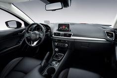 Mazda3 Hatchback (2013)