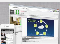 Video Capture and Management Platform | Panopto TEACHING