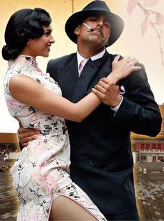 Akshay & Deepika