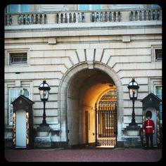 Buckingham Palace, London 2011.09.01