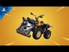 Propel yourself and a friend into battle with this new two seater vehicle. Available now in Fortnite Battle Royale! Play Fortnite Battle Royale, the complete. Xbox 360, Playstation, Halloween 2018, Games Memes, Patches, Epic Games Fortnite, Quad Bike, Battle Royale, Latest Games