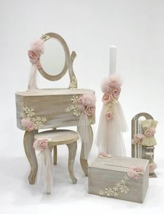 Picture of VINTAGE CHIC BOUDOIR