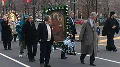 The Greek Independence Day on the Parkway (Benjamin Franklin Parkway); Sunday, March 23rd, 2014).