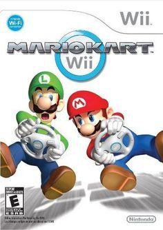Mario Kart Wii (Nintendo Wii, 2008)