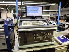 ARTOS Servo driven wire processor  Online Auction of Electronic Manufacturing Facility for Printed Circuit Board Assembly up to Box Build Level with Website - Bidding Open Now Through March 5th Bidding starts to close at 1 PM Eastern on the final day of bidding.  Available at online auction at: http://www.acceleratedbuysell.net/cgi-bin/mnlist.cgi?perillo60/category/ALL