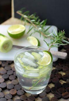 Farmer's Market Gin and Tonic