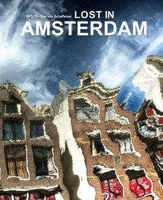 """Amsterdam through the eyes of Dutch photographer Ray van Schaffelaar. A photo impression of 106 photos, spread over 184 pages. The book gives an overall look of the people, the tourists and the beauty of Amsterdam. Photos are taken between 2015 and 2016 and are in random chronological order. All these photos (and even more) can be viewed seperately and downloaded at www.ofoto.nl . (on the website, click on the red button """"photo database click"""" and search for """"Lost in Amsterdam - Blurb""""."""