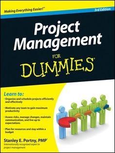 I'm  reading  at  the  moment  the Project Management For Dummies