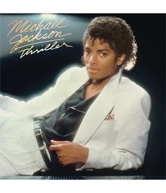 Thriller Michael Jackson, Death Of Michael Jackson, Janet Jackson, Iggy Pop, Daft Punk, Bruce Springsteen, Lp Vinyl, Vinyl Records, Vinyl Music