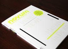 Novum Redesign