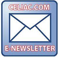 Get Celiac.com's E-Newsletter