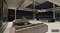 $18.9 Million Luxury Residence – 9150 Oriole Way, Los Angeles, CA