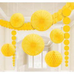 Yellow Sunshine Decorating Kit | 1 ct