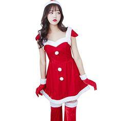 5db9be54d1231 Jocolate(ジョコレート) サンタコス サンタワンピース サンタ コスプレ サンタクロース 衣装 サンタ クリスマス レディース ワンピース  女の子