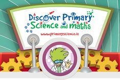 Discover Primary Science and Maths Science Websites, Science Resources, Classroom Resources, Science Lessons, Science Education, Science Experiments, Activities, Math Tutor, Math Teacher