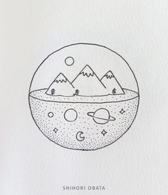 30 Easy Circle Drawing Ideas Easy Doodles Drawings, Easy Doodle Art, Cute Easy Drawings, Cute Little Drawings, Simple Doodles, Minimal Drawings, Art Drawings Sketches Simple, Pencil Art Drawings, Drawing Ideas
