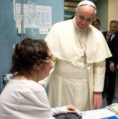 Pope Francis visits Bambino Gesù Children's Hospital - Vatican Radio - English Section [detail]