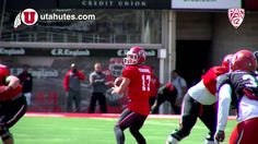 The first Utah Football scrimmage of 2015 gave players a chance to shine – and gave fans plenty to get excited about.