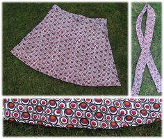 Rok tricot (uit Allemaal Rokjes van madam Zsazsa