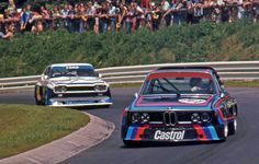 Ford Capri RS 3100 vs. BMW 3.5 CSL 1974