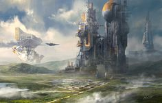 noisy-pics:   by  Xiaohui Hu - The future is now