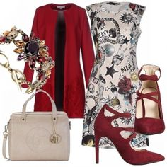 Outfit L'abito grintoso!