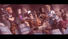 Firefly animated