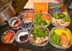 Meal Prep for beginners and pros—these are great tips for those who don't think they have time and also don't want to eat the same thing everyday | Well of Health