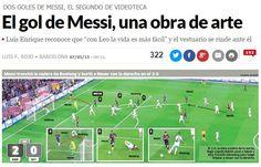 Barcellona-Bayern Monaco finisce 3-0. Ma sarebbe meglio dire cheLeo Messi spazza via (quasi del tutto) i sogni delBayern Monaco, con..