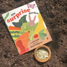"64 Likes, 3 Comments - JEeD (@momducator) on Instagram: ""What We Are Reading Wednesday: The Surprise Garden by: Zoe Hall // a fun read about planting a…"""