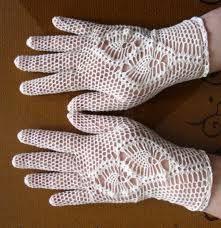 Znalezione obrazy dla zapytania piękne rękawiczki koronkowe