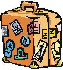 La valigia delle vacanze  Checklist per fare le valige