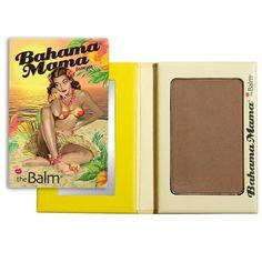 theBalm Bahama Mama matowy bronzer do twarzy