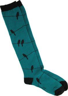 """""""Black Bird"""" #Beatles inspired socks"""