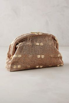 Maria La Rosa Charlotte Clutch - anthropologie.com #anthropologie #AnthroFave